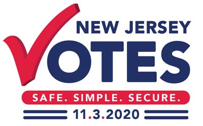 New Jersey Votes – Safe, Simple, Secure