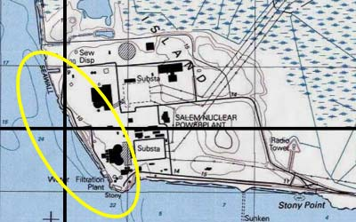 Proposed Hydraulic Maintenance Dredging at Nuclear Generating Stations