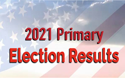 2021 Salem County Primary Official Election Results